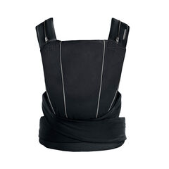 Porte-bébé écharpe Maira Tie - Lavastone Black