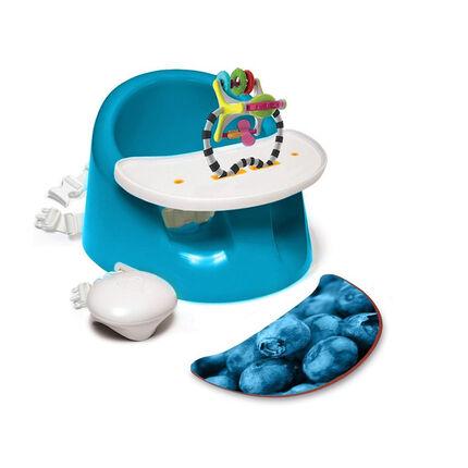 Rehausseur Bébé Pod Flex Plus - Bleu