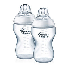 Lot de 2 biberons Closer to Nature 340ml