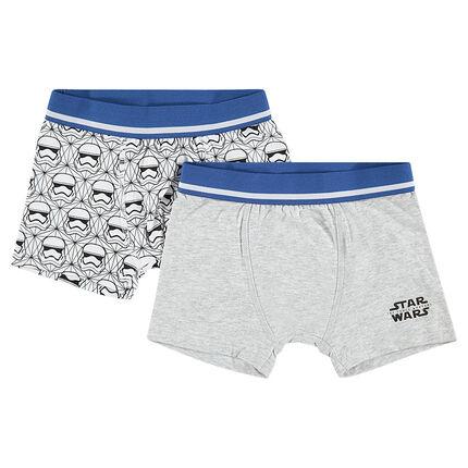 Junior - Lot de 2 boxers assortis motif Star Wars™
