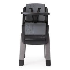 Chaise haute évolutive Zaaz - Pewter