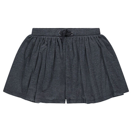 Junior - Short forme jupe en jersey