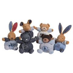 Peluche 1er âge Mini - Blue Denim