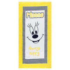 Serviette de plage avec print Minnie ©Disney