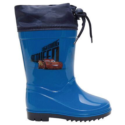 Bottes de pluie garçon avec col imperméable Disney/Pixar® Cars