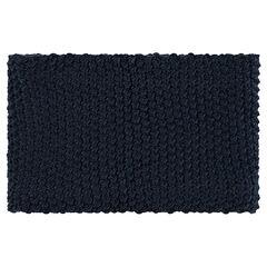 Snood en tricot doublé sherpa maille épaisse
