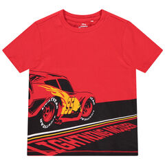 T-shirt manches courtes print Cars Disney