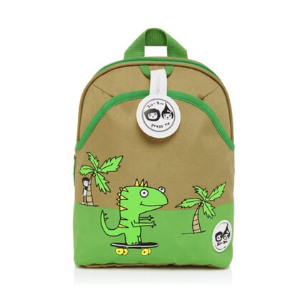 Mini sac à dos Zip & Zoe - Dylan Dino