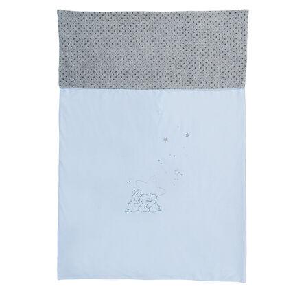 Couverture Poudre d'Étoiles Bleu - 100 x 140 cm