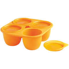 Babymoule Portions 280 ml - Orange