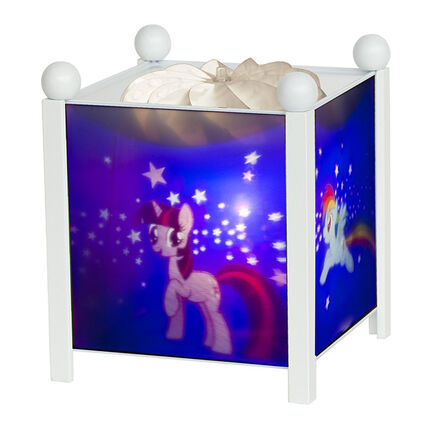 Lanterne magique My little pony 12v