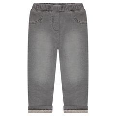 Legging effet jeans used