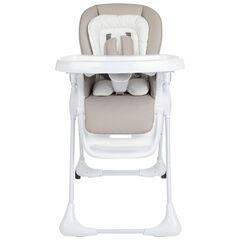Chaise haute réglable Jude 0+ - Beige , Prémaman