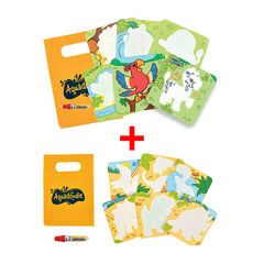 Mini tapis Aquadoodle Dinos & Zoo