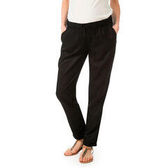 Pantalon de grossesse en tencel coupe ample
