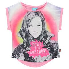 Junior - Tee-shirt manches courtes Disney Descendants