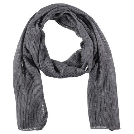 Chèche uni en tricot