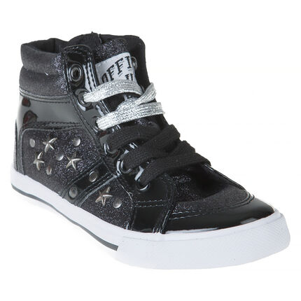 US Marshall Baskets montantes noires