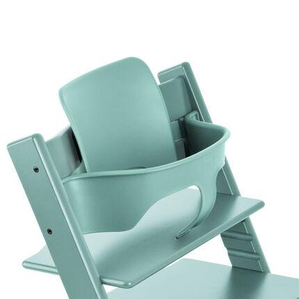 Baby set pour chaise haute Tripp Trapp - Bleu Aqua
