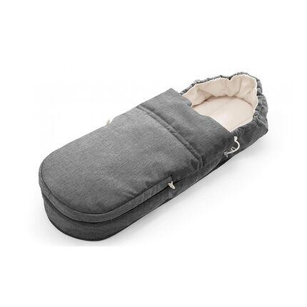 Chancelière  Scoot softbag - Noir mélangé