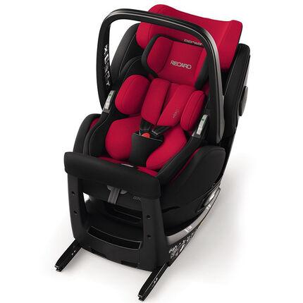 Siège-auto Zero 1 Elite i-Size groupe 0/1 - Racing Red