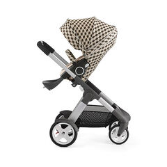 Kit habillage poussette Xplory/trailz/crusi/scoot - Beige cube