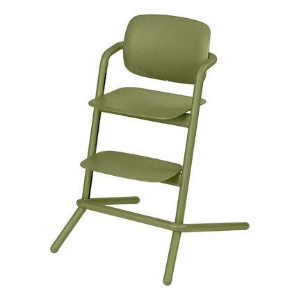 Chaise haute évolutive Lemo – Outback Green