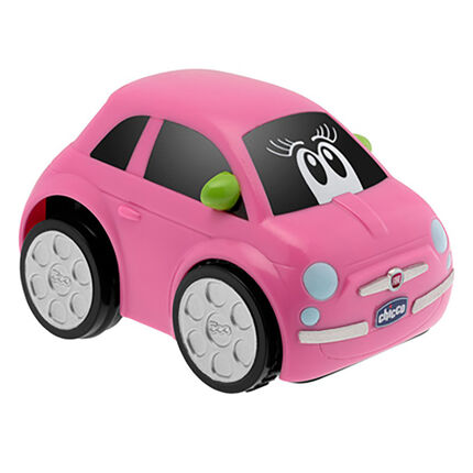 Voiture Turbo Touch Fiat 500 Girl
