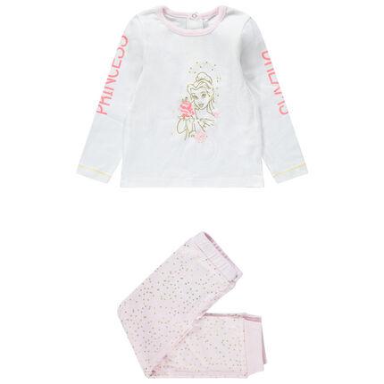 Pyjama en jersey print Belle Disney