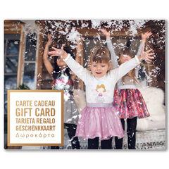 La E-carte cadeau Orchestra filleNoel2