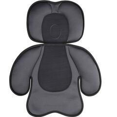 Coussin pour siège-auto Cosyseat – Noir/Zinc