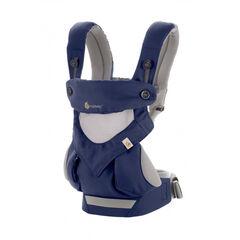 Porte-bébé 360 Cool Air Mesh - Bleu Roi