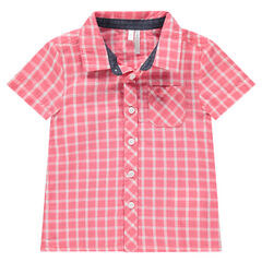 2fe492d21f1f3 Chemises bébé garçon 0 à 23 mois - vente en ligne - Orchestra
