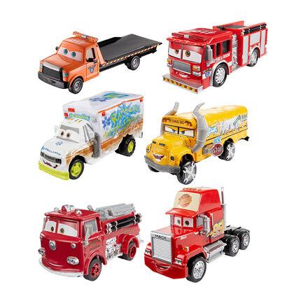 Assortiment de véhicules miniatures Cars 3 - Modèle aléatoire
