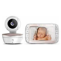 """Babyphone vidéo avec écran 5.0"""""""