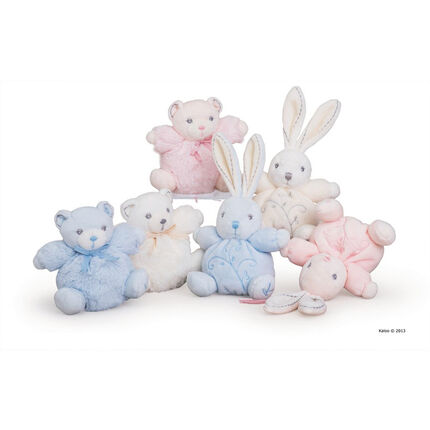 Peluche 1er age Perle mini Assortiment