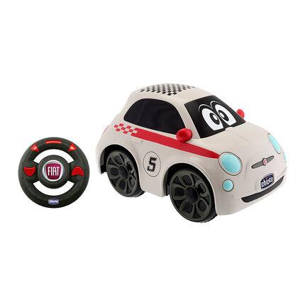 Voiture Radiocommandée - Fiat 500 1er Age