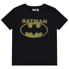 T-shirt manches courtes print Batman , Orchestra