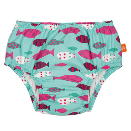 Maillot de bain couche Mr. Fish - 12 mois