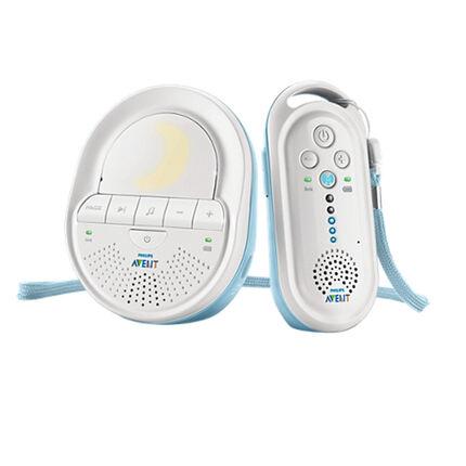 Babyphone SCD 506 - Blanc/Bleu
