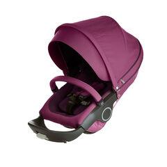 Style kit textile poussette - Violet