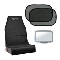 Set d'accessoires dos à la route