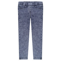 Jegging en denim like