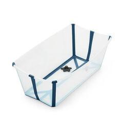 Baignoire Flexi Bath® - Transparent bleu