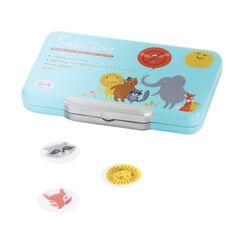 Autocollants anti-moustiques (24 patchs) - 1 boîte