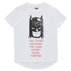 Junior - Tee-shirt manches courtes en jersey print ©Warner Batman