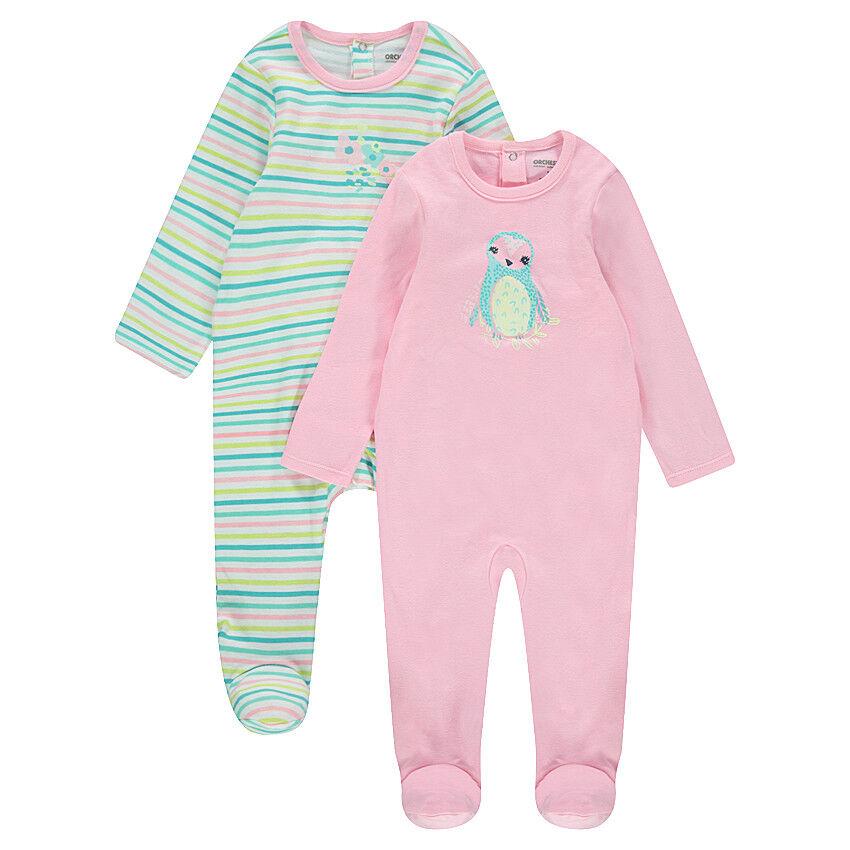 Lot 6 Pyjama Fille 12 Mois disney Vêtements Filles (0-24 Mois) Vêtements, Accessoires