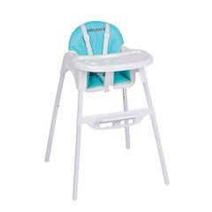 Coussin pour chaise haute Capucine - Bleu