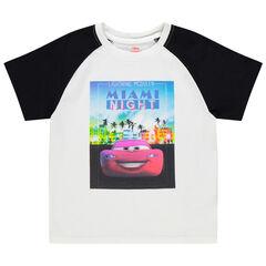 T-shirt manches courtes print Cars Disney , Orchestra