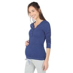 Tee-shirt manches longues de grossesse homewear